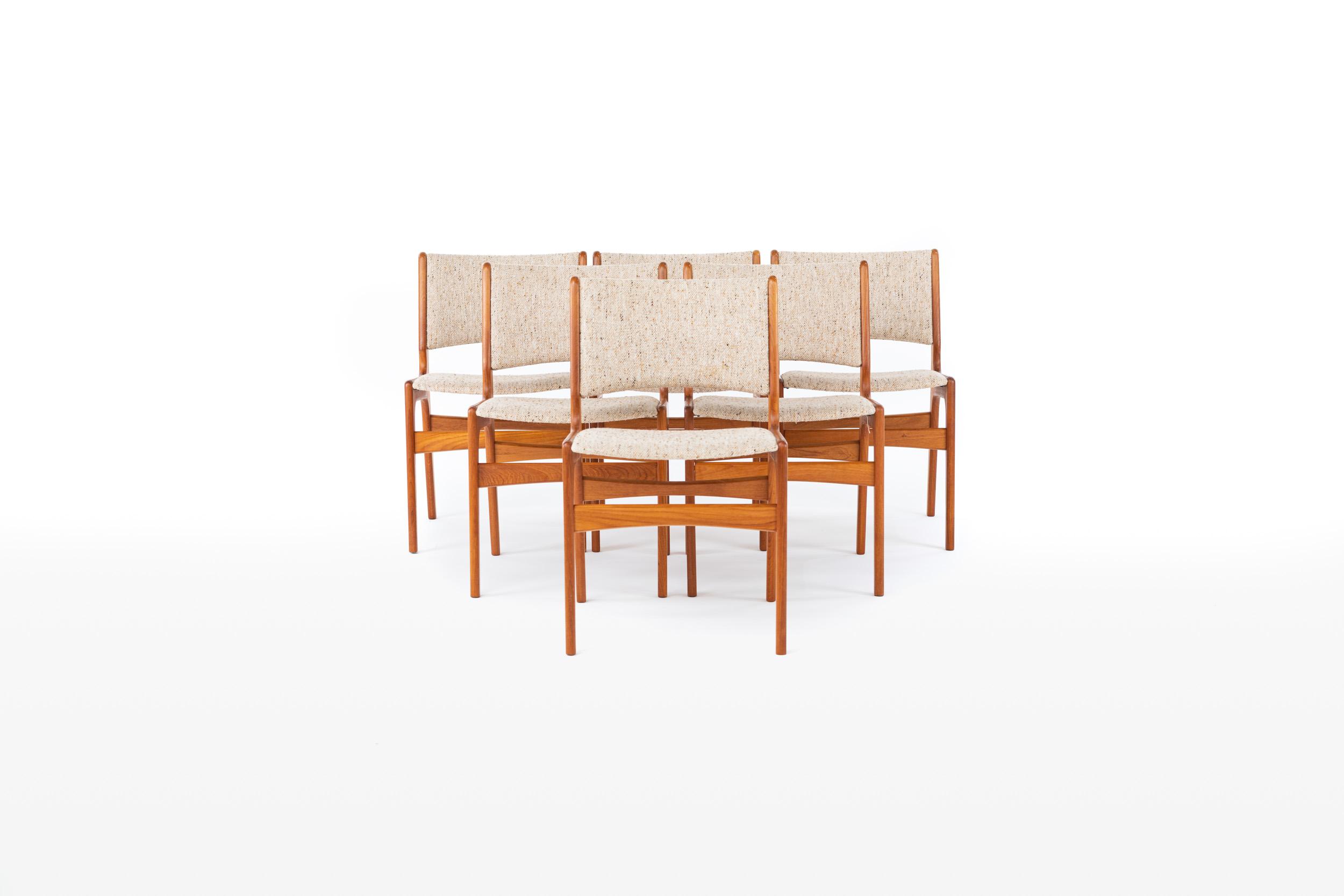Productfotografie Danisch chairs