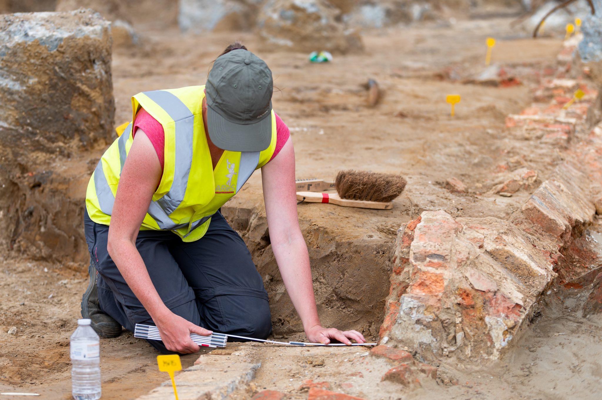 Reportage Lares Archeologie
